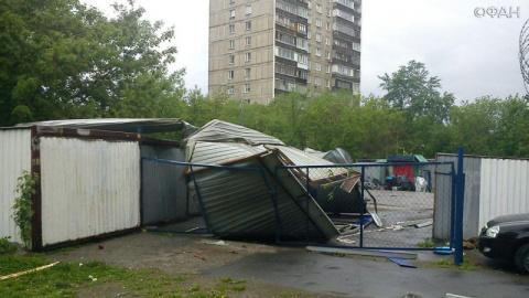 Синоптики предупреждают о возможном повторении урагана в Москве