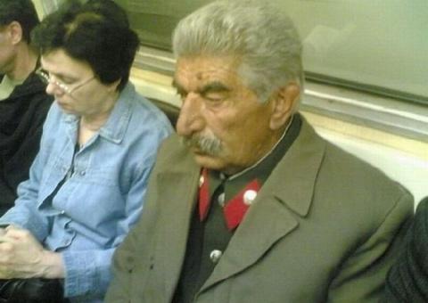 К 80-ти летию Московского метро! Приколы в метро ))