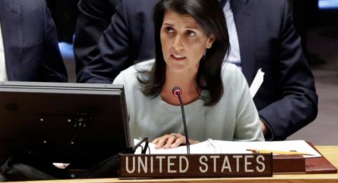 Постпред США при ООН: санкции против РФ должны сохраняться, пока Крым не вернется Украине