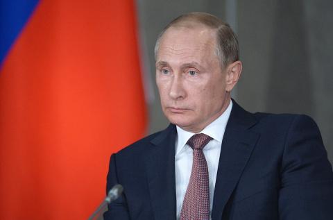 Путин назначил на понедельни…