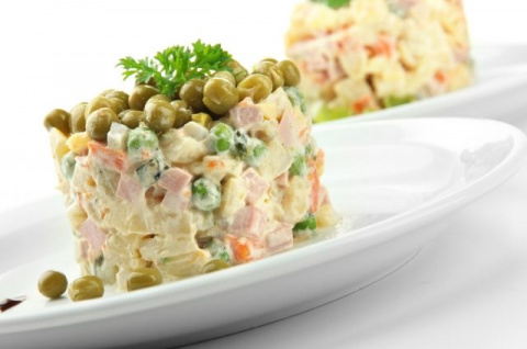 Оливье: 8 необычных рецептов привычного салата