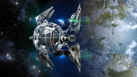 Пентагон отправит дроны в космос