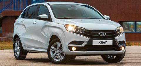 Lada XRAY получит новую комплектацию осенью
