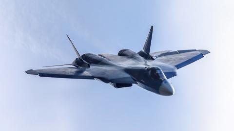 """Су-57 поднялся выше """"Раптора"""""""