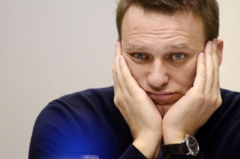 О чём молчит Навальный...