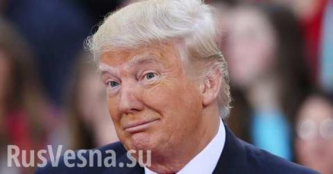 Охлобыстин: О Трампе простыми словами