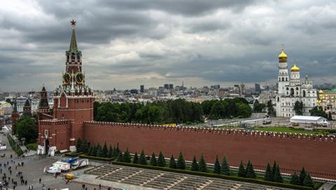 Кремль рассчитывает на благоразумие США в ситуации с дипсобственностью
