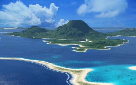 Загадки островов или что скр…