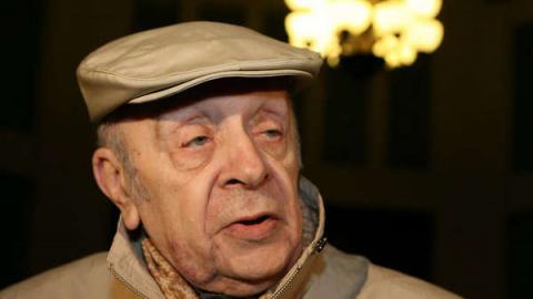 В Москве скончался Леонид Броневой