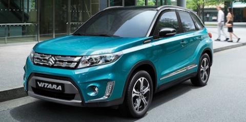 Suzuki Grand Vitara — самый …