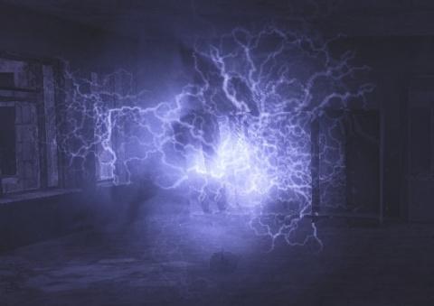 Электрический полтергейст