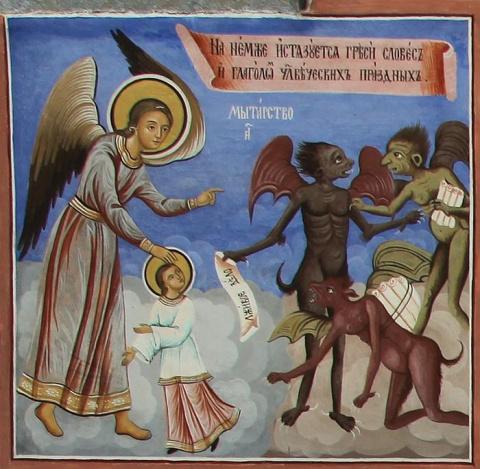 Почему сквернословие опасно для человека? Какой крест правильный?