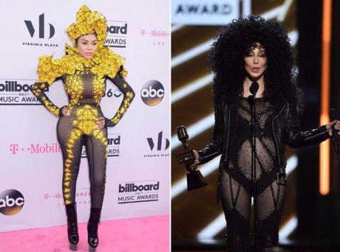 Лучшие и худшие наряды звёзд на красной ковровой дорожке Billboard Music Awards 2017