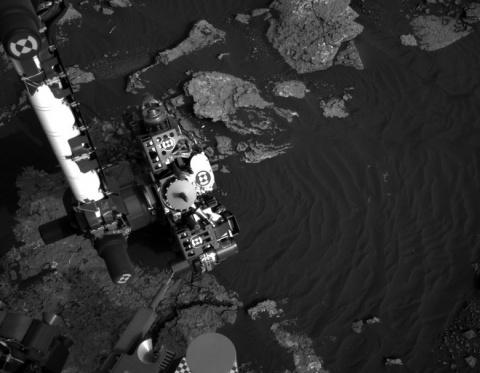 На Марсе нашли аномалию, пох…