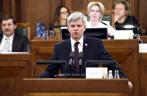 Латвийский депутат: Ничего х…