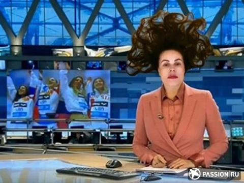 Екатерина Андреева шокировала странным видом в эфире