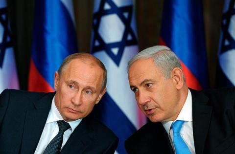 Россию просят помочь в палес…