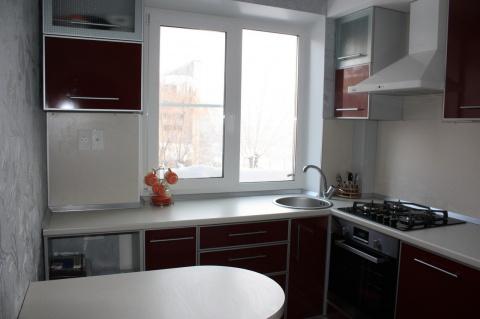 фото кухонь 7 м