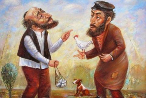 Одесский взгляд не деньги