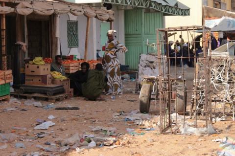 Центральный рынок мавританск…