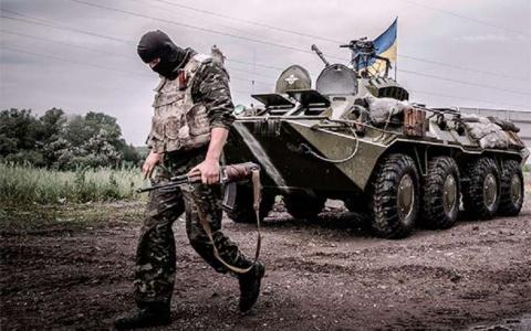 Украинский военный украл ору…