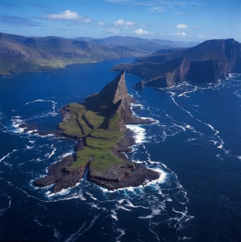 Фарерские острова: на краю света