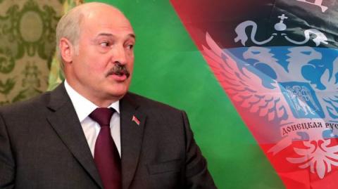 Лукашенко примирит Донбасс с…