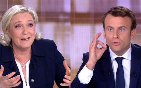 Марин Ле Пен: «При любом исх…