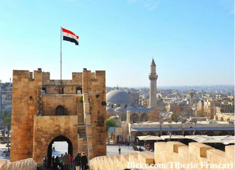 В Алеппо погиб российский полковник