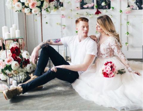 Невеста Никиты Преснякова ус…