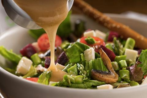 10 салатных заправок, которы…