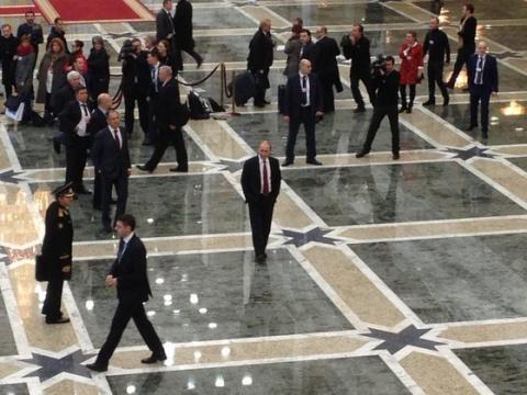 """Очередная истерика на тему:  """"Путин теряет контроль"""""""