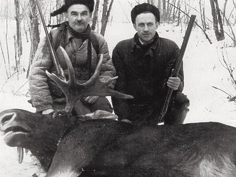 Вся жизнь охотника