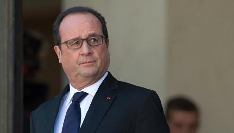 Кандидат на пост президента Франции попросил завести расследование против Олланда