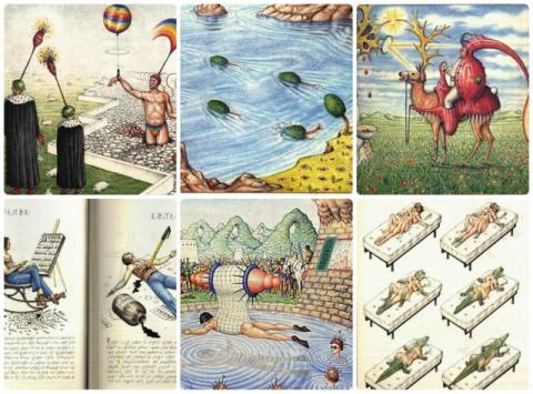 «Кодекс Серафини» – сюрреали…