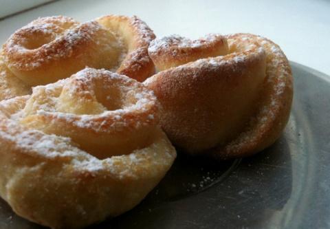 Творожное печенье «Роза»… По…