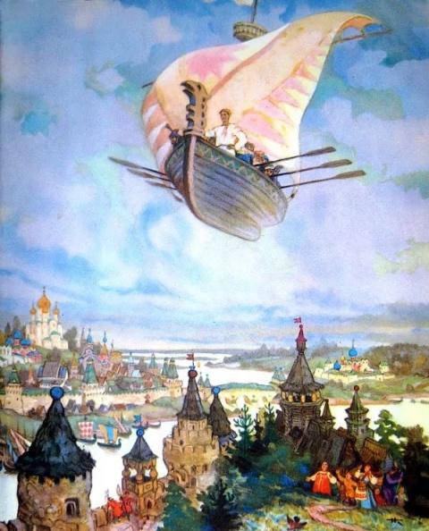Русские волшебные сказки в и…