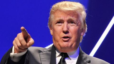 Трамп рушит стратегию движения как самих США, так и всего мира по пути к либеральному концлагерю