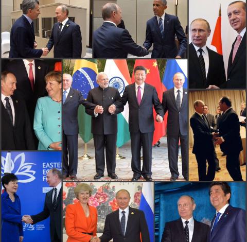 Одно фото с саммита G 20 на…