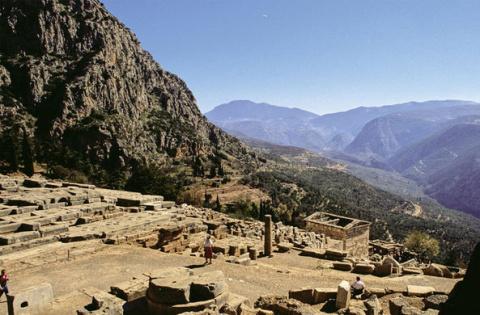 Геолог: древние греки специа…