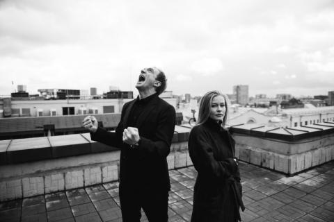 Юлия Пересильд и Андрей Бурковский столкнутся на границе «Солнечной линии»