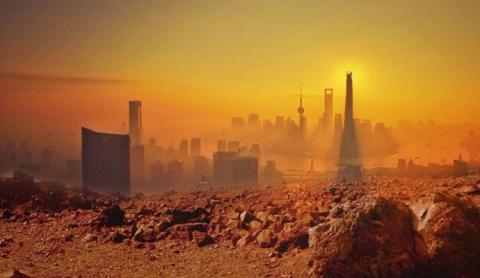 ОАЭ намерены построить мегаполис на Марсе