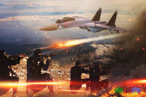 ВКС РФ уничтожили базу боеви…