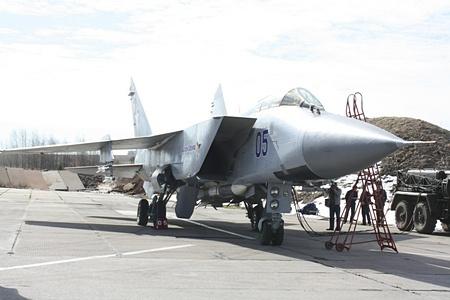 В Перми военных летчиков могут обязать возместить стоимость разбившегося истребителя МиГ-31
