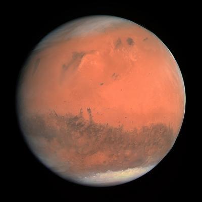 ОАЭ хотят построить город на Марсе