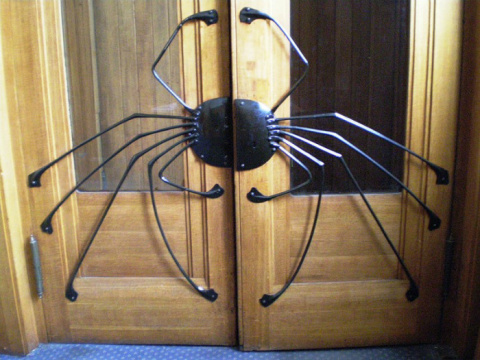 Красота и удивительная фантазия мастеров дверных ручек