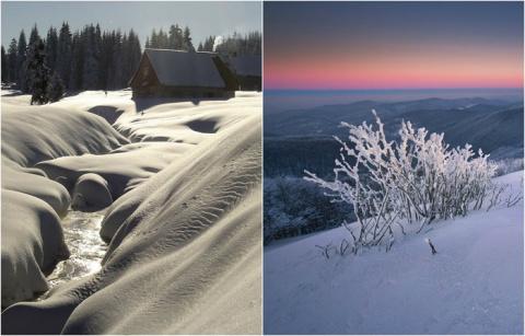 Магия зимы: 23 почти идеальн…