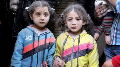 Немецкий политик: какой цинизм — бомбят все, а дети гибнут только от рук русских