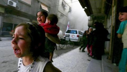 МИД Сирии: Коалиция США унич…