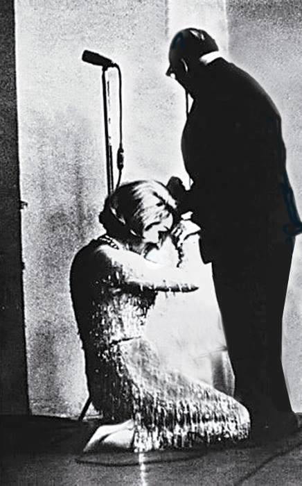 Приехав в СССР, Марлен Дитри…